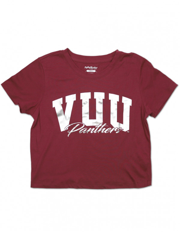 VIRGINIA UNION CROPPED TEE