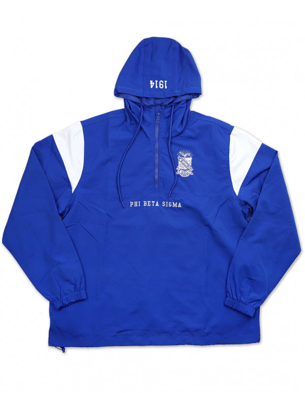 PBS ANORAK JACKET