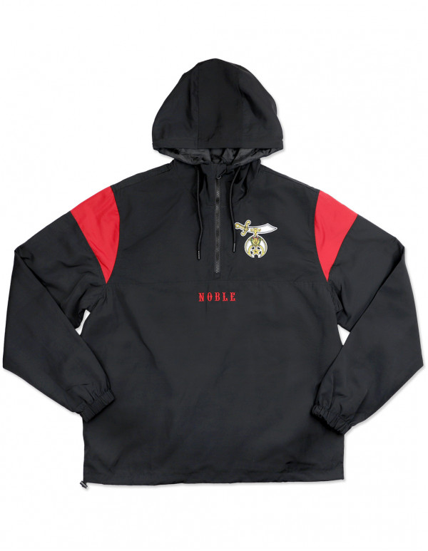 SHRINER ANORAK JACKET