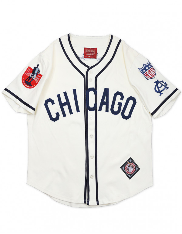 NLBM CENTENNIAL HERITAGE JERSEY CHICAGO AMERICAN GIANTS